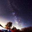 18/05/19  下野国「粕尾峠 皐月の陣」 part5 「固定撮影で天の川 と MINIを新星景!」