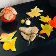 置き雛の秋バージョン