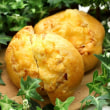 【ツナチーズ】横浜駅中パンフェスティバルに出品中!横浜の美味しいパン  かもめパンです☆