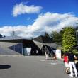 軽井沢の美術館で庭園散策しました!9/21誕生花・サルビア