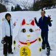 雪だるまコンテストNo.14