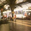 チューリッヒ中央駅【スイス国鉄】 欧州鉄道旅行(1976.AUG)-6