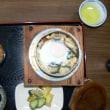 椎茸の釜蒸定食