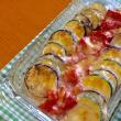 夏野菜のチーズグリル