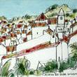 1657.カステロ・デ・ヴィデの町角