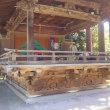 午前中の根津神社