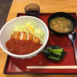 神坂PA:恵那鶏トマト丼