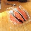 「秋鮭とじゃがいものスープ」をおいしくいただきました・・・飯村直美料理教室