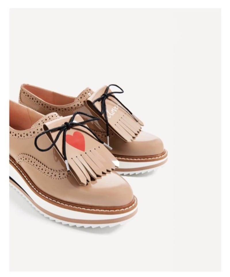 ZARA 靴
