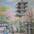 上野公園ー五重塔