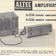 ALTEC A-333A について
