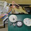 洗濯機の整備 水位センサー