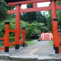 「神仏霊場巡り」丹生官省符神社・和歌山県伊都郡九度山町にある神社。九度山町慈尊院集落の南部に位置する。本殿は国の重要文化財。