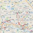 三億円事件 多摩平団地 クルマシート窃盗の関係図(1)
