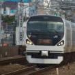 2017年10月18日 中央本線 高円寺 E257系 M115編成 かいじ 109号