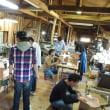 スバリストたちの木工教室
