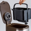 注文の全自動コーヒーメーカー&プリンターが届く。