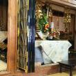 菩提寺の盂蘭盆会に参列