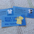 Rescue T-shirt Project のTシャツ!