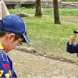 18年4月     カブ隊  入隊 ハイキング