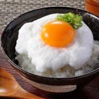究極の?メレンゲ卵かけご飯