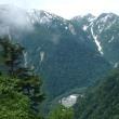 家から最短で行ける北アルプス山頂