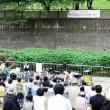 コンサートの日~公園の情景 その3
