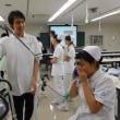臨床工学技士科 医療機器実習!