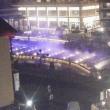 草津温泉湯畑のライトアップはこんな感じ・・・温泉の人気ランキングで連続11年トップらしい