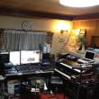 自宅スタジオはこんな感じ