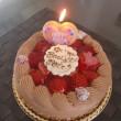 Y子ちゃんの誕生日
