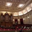 クラシックコンサート:Gatti meets Kavakos@Concertgebouw(アムステルダム)