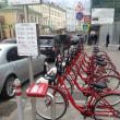 モスクワ自転車ブーム