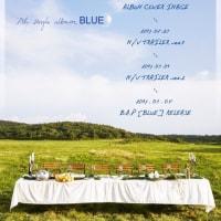 B.A.P ニューシングル BLUE