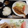 豚ロースのしょうが焼き定食/喫茶・軽食・中華料理 千雅(津市栄町)