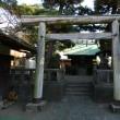大磯近場の三社参り+α 日枝神社さん、神明神社さん、諏訪神社さん+函南-火雷神社さん
