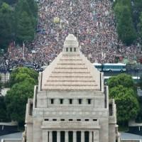 日本国憲法の危機に出現した新たな市民像の重要な意義