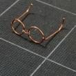 COOL氏の人形  「カーディガンを羽織ったダニエラ婦人」のトンボ眼鏡