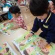 ぴんく 2歳児 身体測定☆体育館下活動
