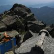 乾徳山(2031m)