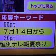 7/17・・・ことば検定・お天気検定プレゼント
