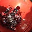 ミニバイクの「エポ」1