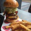 ハンバーガーが食べたい!