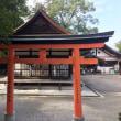「京都古社寺探訪」宇治神社・京都府宇治市宇治山田にある神社。式内社で、旧社格は府社。隣接する宇治上神社とは対