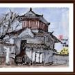 岡山城 3 月見櫓 -