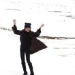 裏磐梯・紅葉と雪のコラボレーション!スペシャルハロウィーン!!