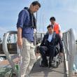 江の島・湘南港でバリアフリー実験