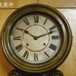 精工舎(柳島工場製)金縁四ツ丸時計/通称:達磨時計