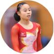 ◇【パワフル忘れて頑張って!】体操世界選手権(25日開幕、ドーハ)の女子代表が11日、東京都内で試技会を公開⇔実力発揮を!!