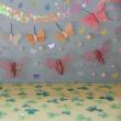蝶の舞 エントランス(階段)の模様替え